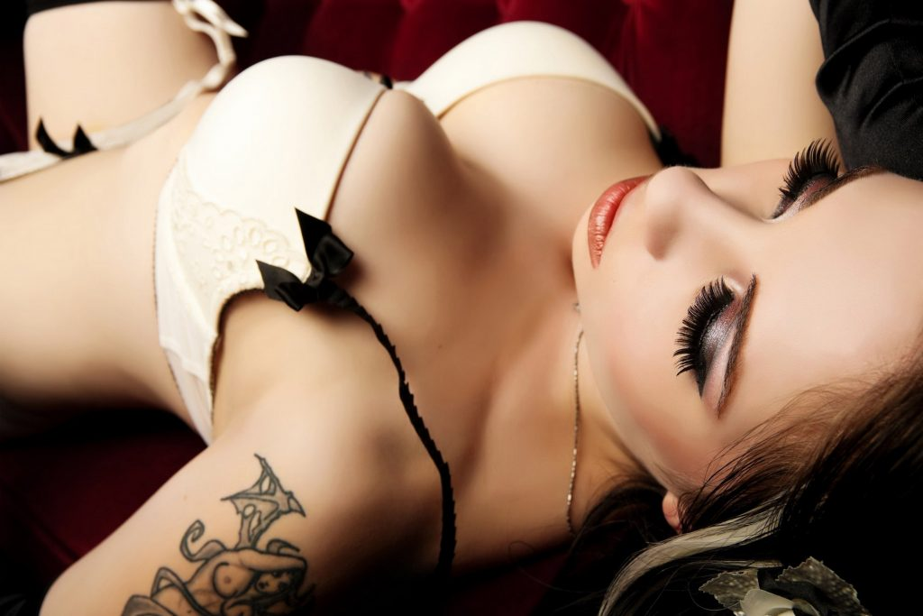 Busty Lady From Tattooed Escorts in London
